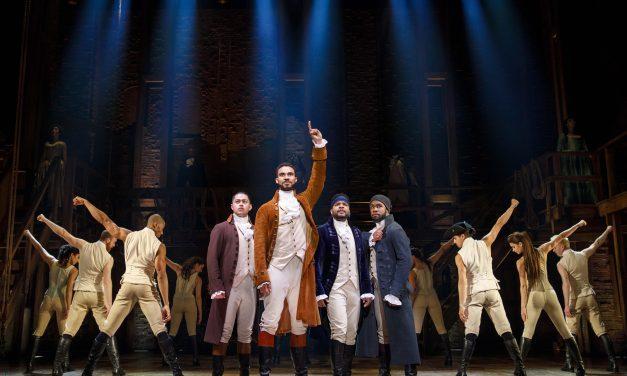 Hamilton at the Kravis