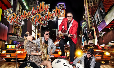 New York Rockabilly Rockets at the Lyric Theatre