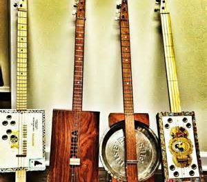 3rd Annual Cigar Box Guitar Festival at Summer Crush