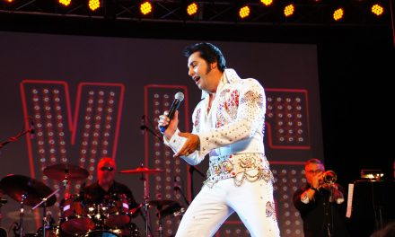 Tribute to Elvis at PSL Civic Center