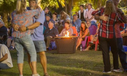 River Nights at PSL's Botanical Gardens