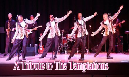 The Temptations Tribute at PSL Event Center