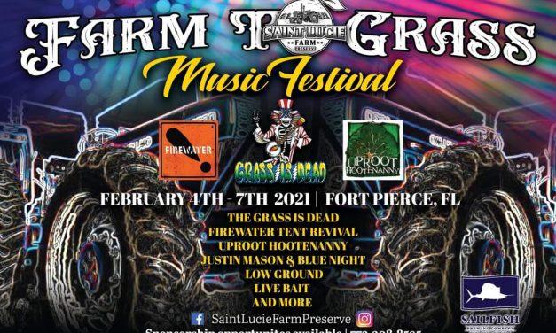 Farm to Grass Music Festival – Feb. 4-7